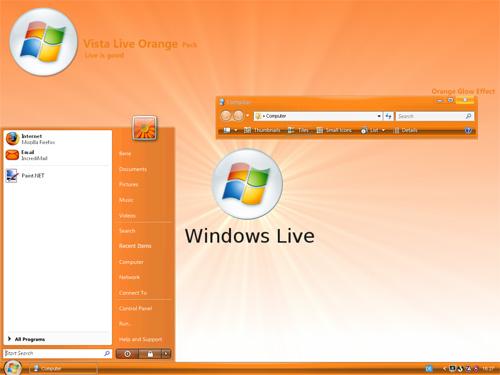скачать стиль windows vista for xp:
